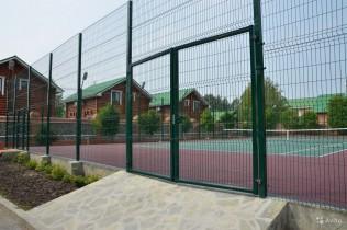 ворота для спортивного поля
