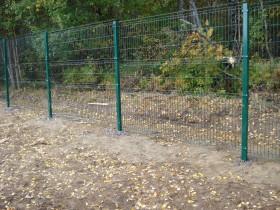 забор из сетки в полтаве фото