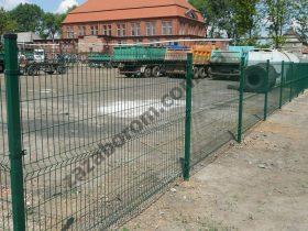 Забор из сетки Житомир фото