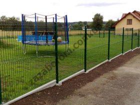 Забор из сварной сетки в Житомире фото