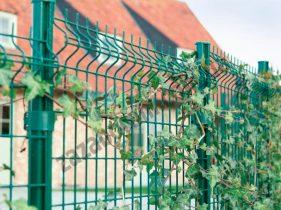 Забор в Житомире фото