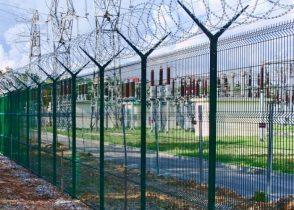 Забор Никополь