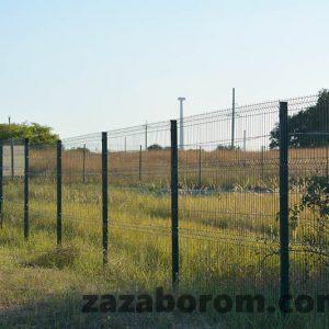 ограждение территории под строительство