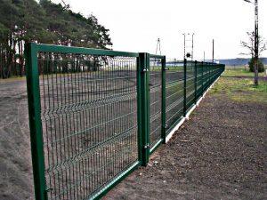 забор из сетки Краматорск фото