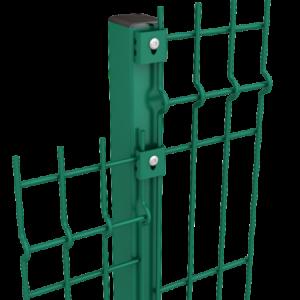 Столбы и крепеж