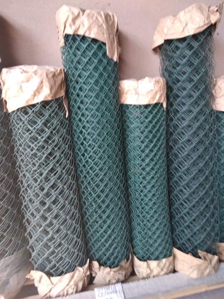 сітка рябиця зелена